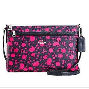 Coach Bags - COACH F56838 CROSSBODY Prairie Calico Ruby Floral